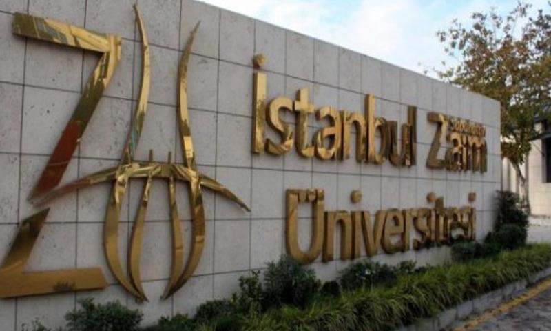 """جامعة """"صباح الدين زعيم"""" في اسطنبول 28 من تشرين الثاني 2018 (الموقع الرسمي للجامعة)"""
