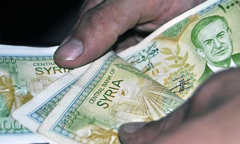 العملة السورية من فئة الألف (اقتصاد مال و اعمال السوريين)