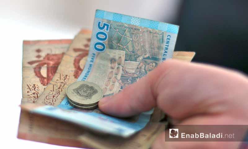الليرة السورية وأسعار الصرف 2019 (عنب بلدي)