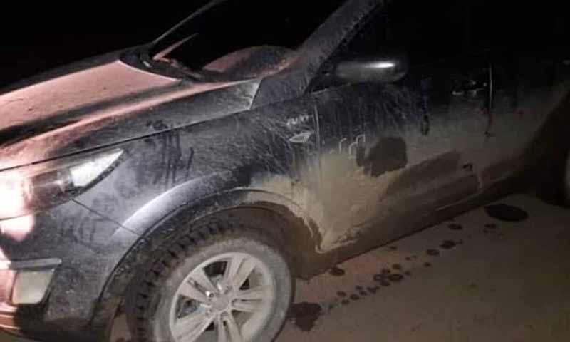 اغتيال قياديين سابقين في صفوف المعارضة برصاص مجهولين غربي درعا 5 كانون الثاني (الدفاع الوطني)
