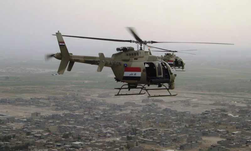 طائرة تابعة للجيش العراقي (وزارة الدفاع العراقية)