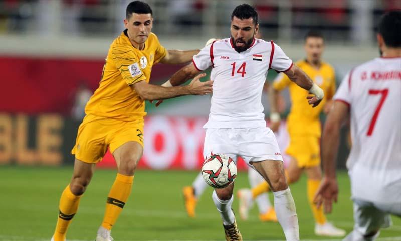 المنتخب الأسترالي يقصي المنتخب السوري من البطولة الآسوية- 15 من كانون الثاني 2018 (AFC)