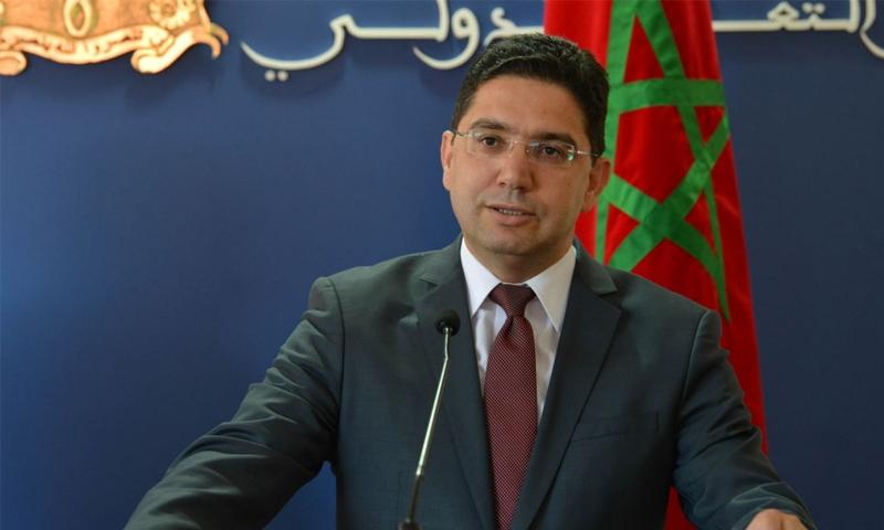 وزير الخارجية المغربي، ناصر بوريطة (DR)