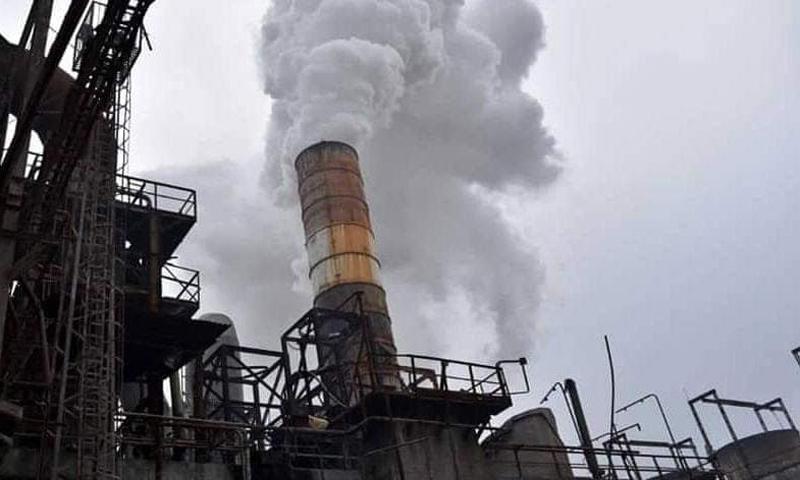 تفعيل معمل السماد الفوسفاتي في حمص- 2 كانون الثاني 2019 (مجلس محافظة حمص)