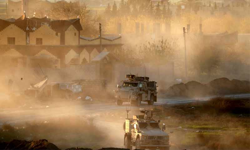 انتشار القوات الخاصة الأمريكية والبريطانية في مواجهة مقاتلي تنظيم الدولة في دير الزور (AFP)