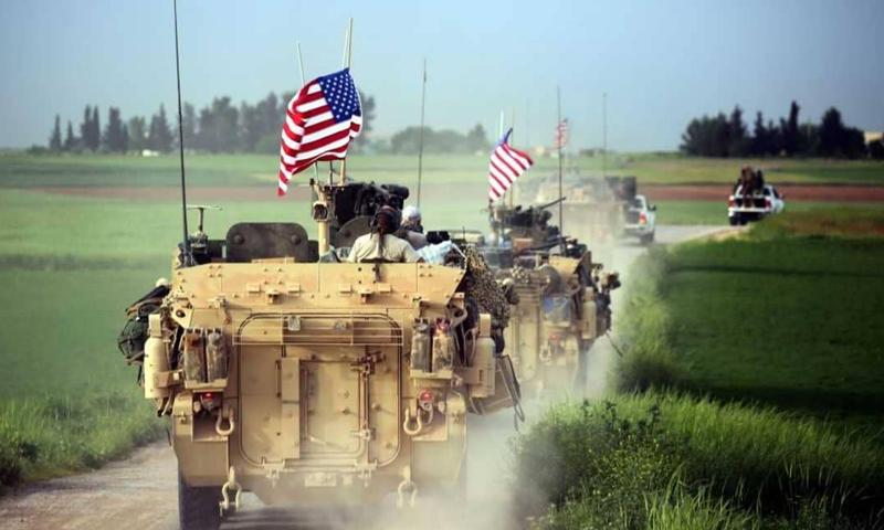 القوات الأمريكية في سوريا ليس لديها مخطط زمني للانسحاب من قواعدها (AFP)