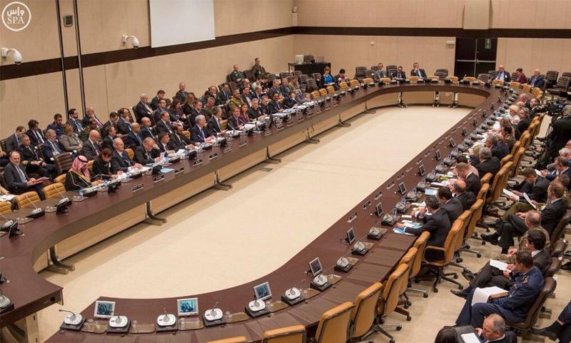 اجتماع ممثلي التحالف الدولي في بروكسل- 11 شباط 2016 (واس)