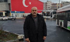 قائد مغاوير الثورة مهند الطلاع في زيارته إلى تركيا - 1 شباط 2019 (مأمون حميد- فيس بوك)