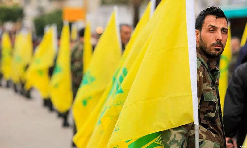 تعبيرية: مقاتلون من حزب الله اللبناني (الأناضول)