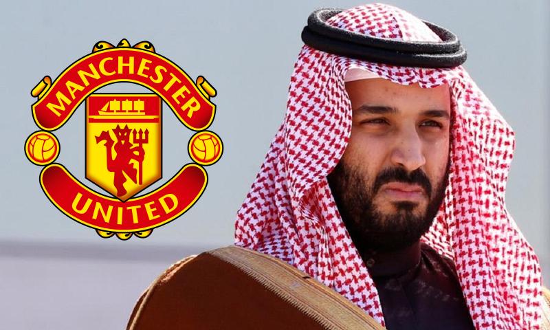 ولي العهد السعودي محمد بن سلمان يعتزم شراء نادي مانشستر يونايتد (تعديل عنب بلدي)