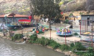 رحلات مدرسية إلى منطقة الربوة في دمشق - 21 شباط 2019 (عنب بلدي)