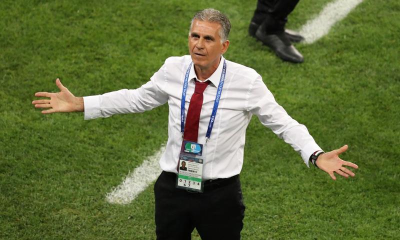 مدرب المنتخب البرتغالي السابق، كارلوس كيروش (رويترز)