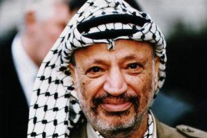 الرئيس الفلسطيني الأسبق ياسر عرفات (يلا فيد)