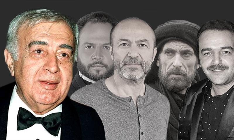 فنانون سوريون كانت لهم تجارب في السينما العالمية (تعديل عنب بلدي)