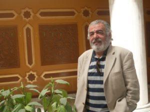 الفنان السوري الراحل فواز جدوع - 14 حزيران 2010 (esyria)