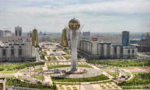 العاصمة الكازاخية أستانة (Kafkassam)