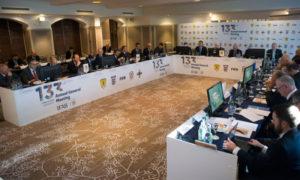 مجلس الاتحاد الدولي لكرة القدم في جلستة السنوية (IFAB)