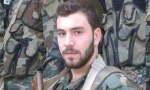الملازم أول في صفوف قوات الأسد أوس ديب (شبكة نجوم الجيش)