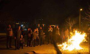 """احتفالات """"الأربعاء السوري"""" في طهران- 20 آذار 2019 (مهر)"""