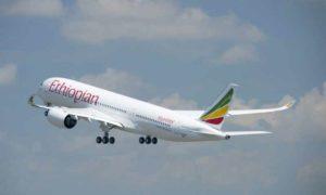 """طائرة إثيوبية من طراز """"بوينغ- 737"""" (AIRBUS)"""