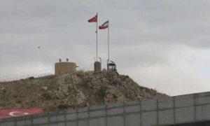 الجدار الفاصل على الحدود الإيرانية- التركية