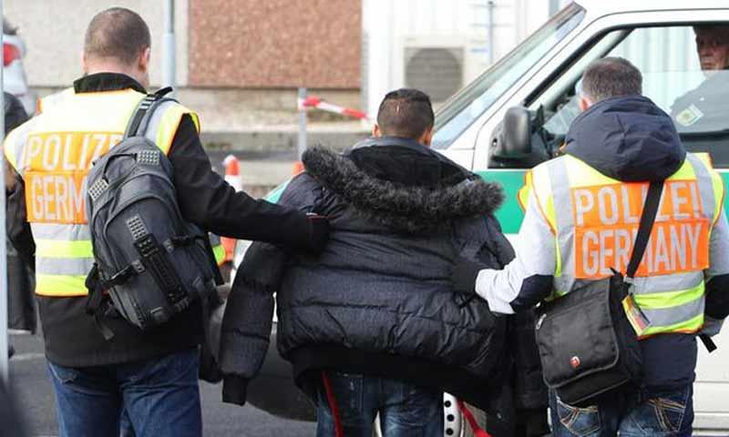 تعبيرية: لاجئ سوري في ألمانيا (DPA)