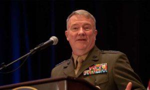 الجنرال فرانك ماكينزي (الحرة)