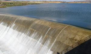 سد بحيرة ميدانكي في عفرين شمالي سوريا (ميدانكي-midanky)