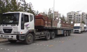 الدفعة الأولى من الأرز الصيني تصل إلى سوريا- 5 آذار 2019 (سانا)