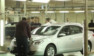 """سيارة """"سايبا أتش 330"""" التي تنتجها شركة """"سيفكو"""" الإيرانية السورية (سانا)"""