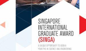 """تعبيرية: برنامج """"SINGA"""" للمنح الدراسية في سنغافورة"""