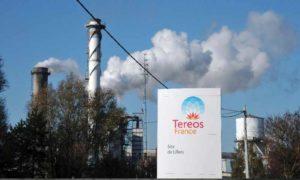 """مصفاة سكر تابعة لشركة """"تيريوس"""" في مدينة ليليرس الفرنسية (AFP)"""