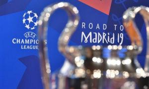 شعار نهائي دوري أبطال أوروبا للموسم 2019 (UEFA)
