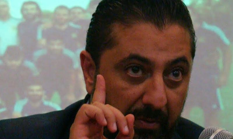 فادي الدباس، رئيس الاتحاد السوري لكرة القدم 20 أيلول 2018 (شام اف ام)