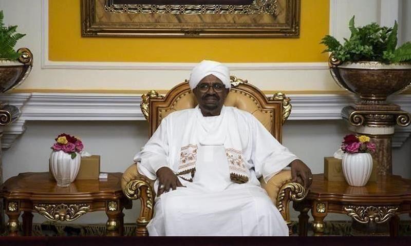 الرئيس السوداني المخلوع عمر البشير (الأناضول)