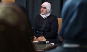 الناشطة السورية بيان ريحان (ت متحررة)