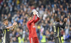 نادي يوفنتوس يخسر أمام نادي سبال في الدوري الإيطالي (موقع يوفنتوس)
