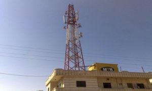 برج لشبكة أم تي إن (تعبيرية)