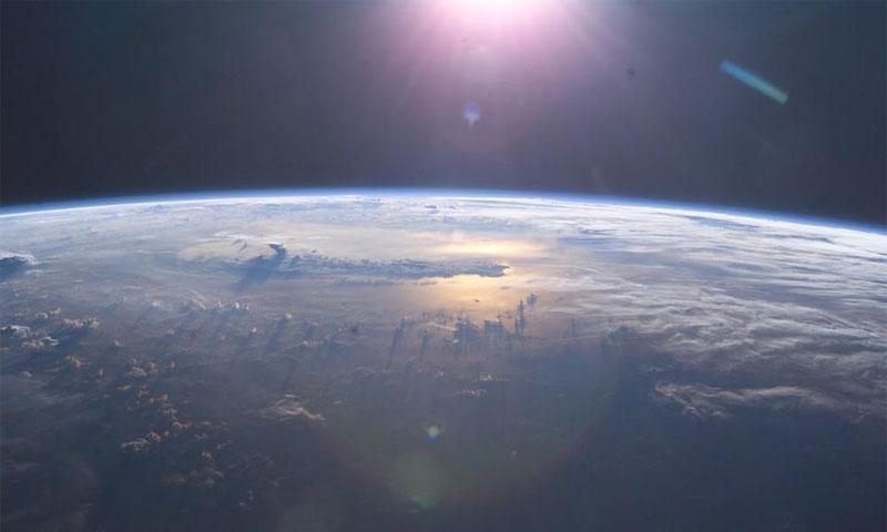 كوكب الأرض (ناسا البعثة السابعة)