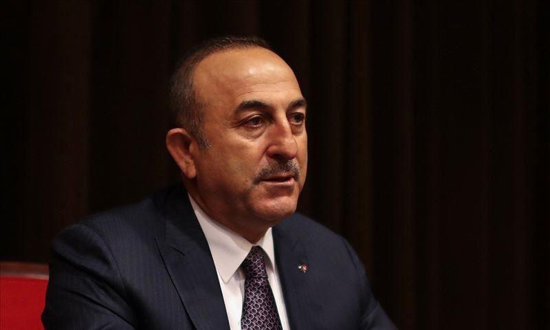 وزير الخارجية التركي، مولود جاويش أوغلو - (الأناضول)