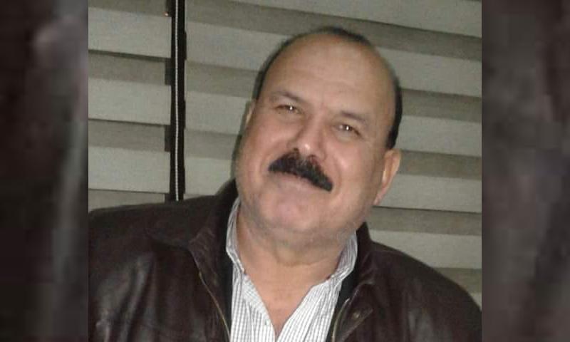 عبد العزيز هاروش الي اعتقلته قسد في الحسكة - (الشبكة السورية لحقوق الإنسان)