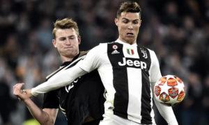 نادي يوفنتوس يخسر من نظيره أياكس أمستردام في ربع نهائي دوري أبطال أوروبا (يوفنتوس)