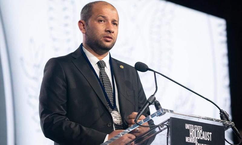 رئيس الدفاع المدني السوري رائد صالح - (الدفاع المدني)
