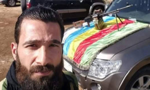 القيادي في قوات شيخ الكرامة وسام العيد - (فيس بوك(