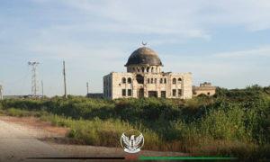 """""""الجيش الوطني"""" يسطير على بلدة مرعناز بالقرب من تل رفعت في ريف حلب الشمالي- (الفيلق الثالث)"""
