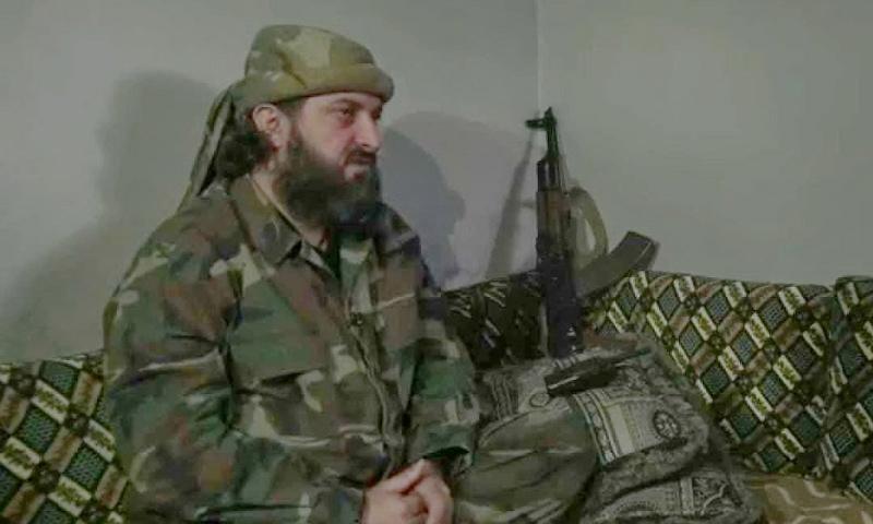 قائد صقور الشام أبو عيسى الشيخ - (حسابات جهادية في تلغرام)