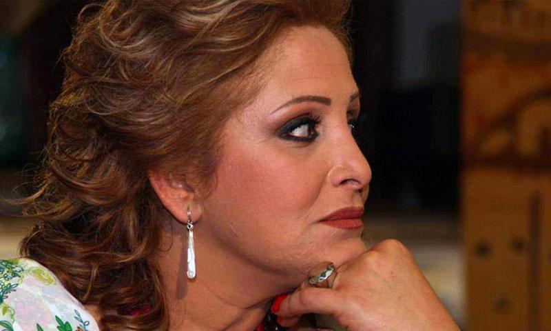 الممثلة السورية عزة البحرة (DW)