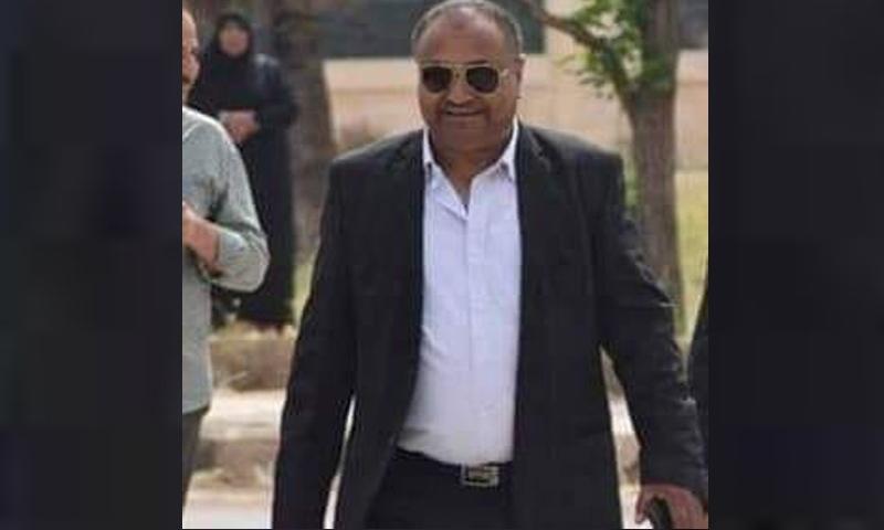 رئيس لجنة المصالحة في عتمان محمد محمود شمدين الحاري - (فراس الأحمد)