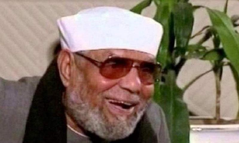 الشيخ محمد متولي الشعراوي (إنترنت)
