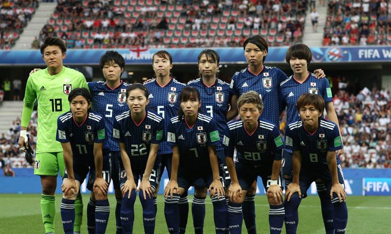 منتخب اليابان في كأس العالم 2019 (Getty)